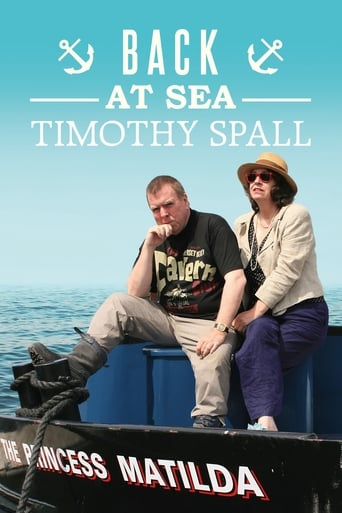 Poster of Timothy Spall: Back At Sea