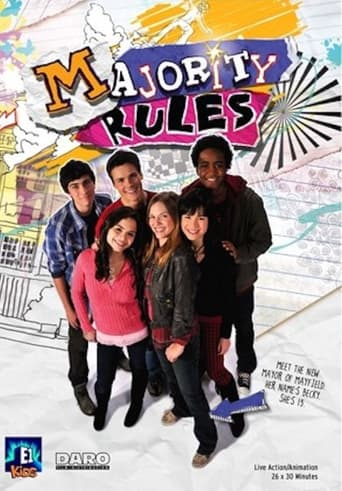 Poster of Majority Rules!