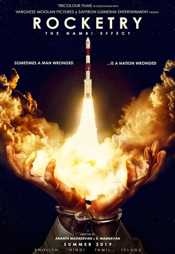 Poster of Rocketry: The Nambi Effect