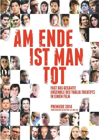 Poster of Am Ende ist man tot