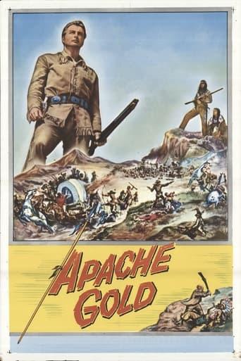 Poster of Winnetou 1: Apache Gold