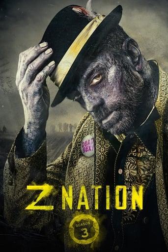 Zombių nacija / Z Nation (2016) 3 Sezonas