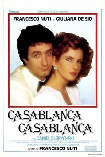 Poster of Casablanca, Casablanca