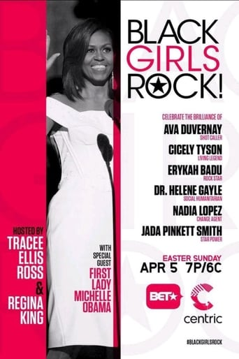 Poster of Black Girls Rock!