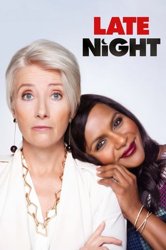 Poster of Late Night