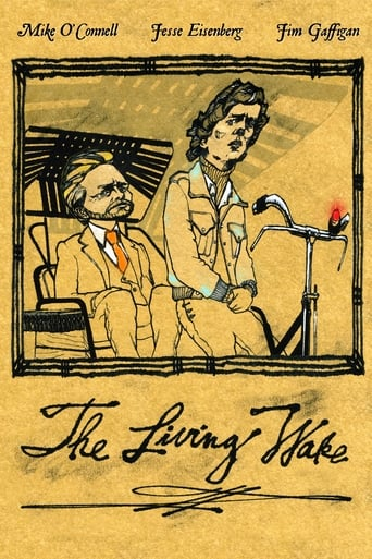 Poster of The Living Wake