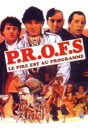 Poster of P.R.O.F.S