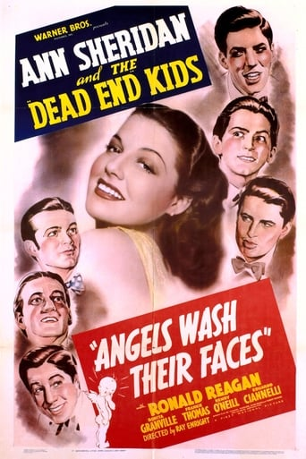 Poster of Angels Wash Their Faces