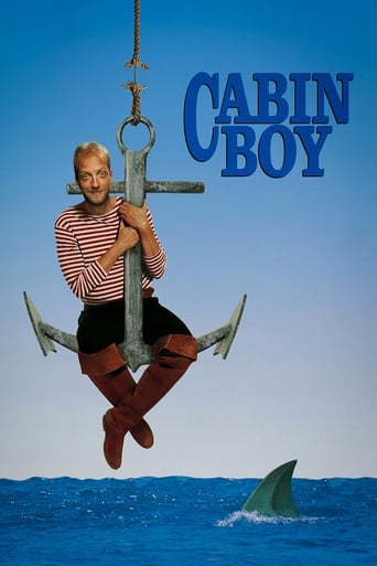 Poster of Cabin Boy