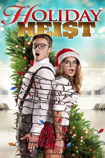 A Holiday Heist poster