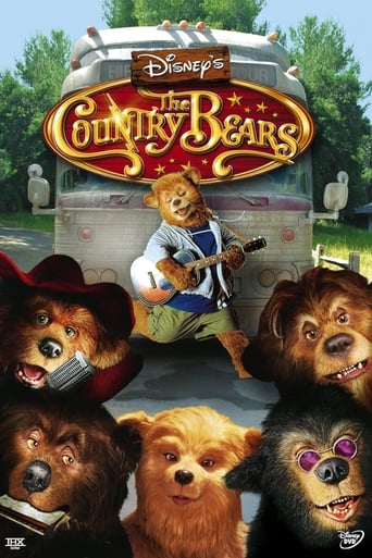 Poster of The Country Bears
