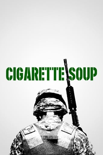 Poster of Cigarette Soup