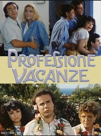 Poster of Professione vacanze