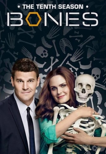 How old was Emily Deschanel in season 10 of Bones