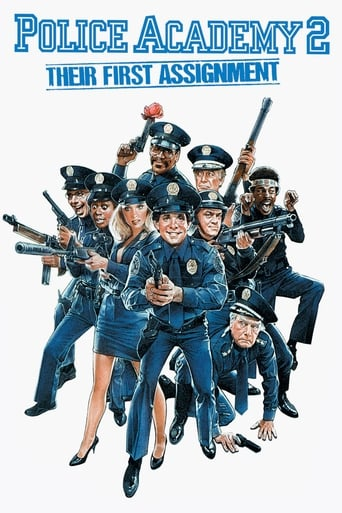 Poster of Police Academy 2: Their First Assignment
