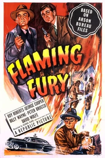 Poster of Flaming Fury