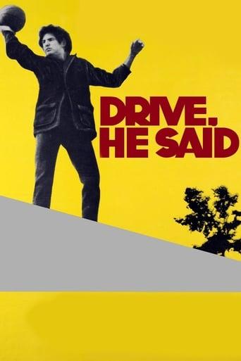 Poster of Drive, He Said