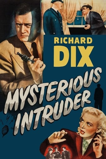 Poster of Mysterious Intruder