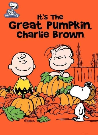 Poster of It's the Great Pumpkin, Charlie Brown