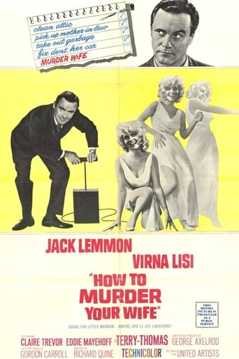 Poster of How to Murder Your Wife