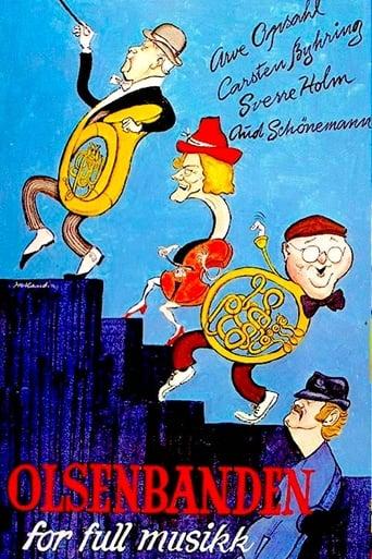 Poster of Olsenbanden for full musikk