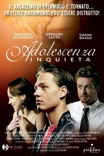 Poster of Adolescenza inquieta