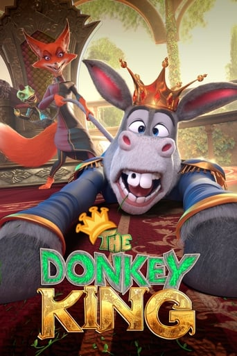 Poster of The Donkey King
