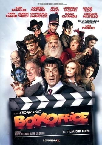 Poster of Box Office 3D - Il film dei film