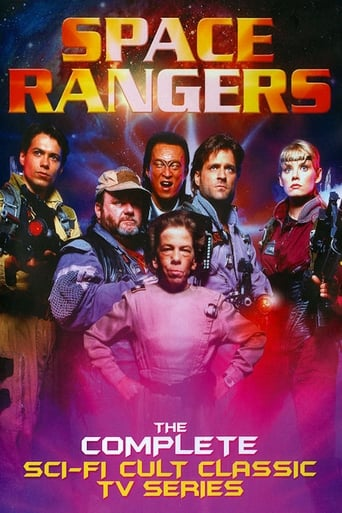 Poster of Space Rangers