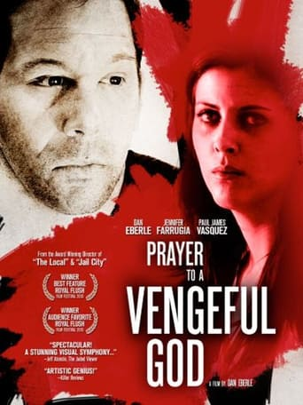 Poster of Prayer to a Vengeful God