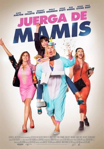 Poster of Juerga de mamis