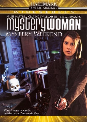 Poster of Mystery Woman: Mystery Weekend