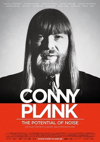 Poster of Conny Plank: The Potential of Noise