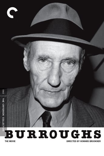 Poster of Burroughs: The Movie