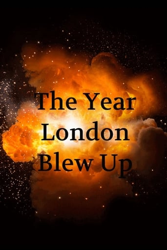 Poster of The Year London Blew Up