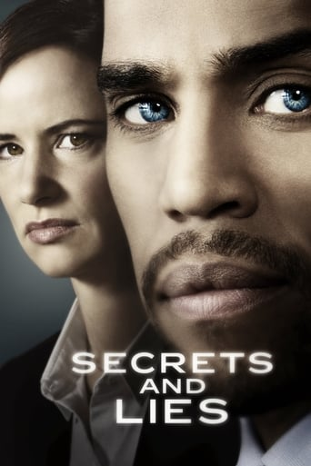 Poster of Secrets and Lies