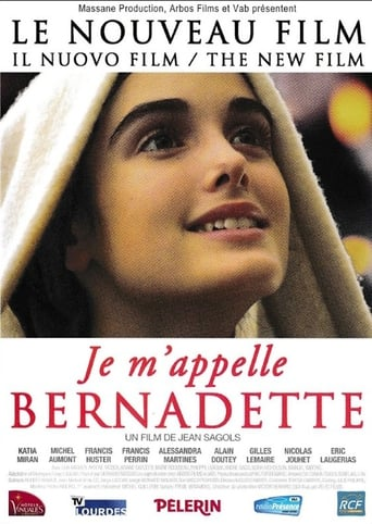 Poster of My Name Is Bernadette