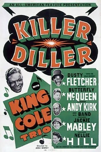 Poster of Killer Diller