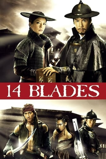 Poster of 14 Blades