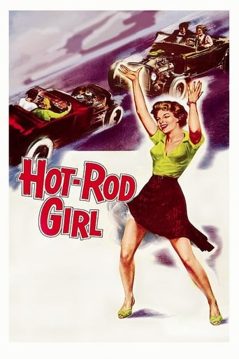 Poster of Hot Rod Girl