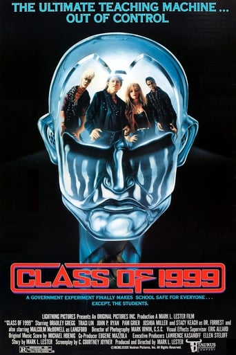 Poster of Class of 1999