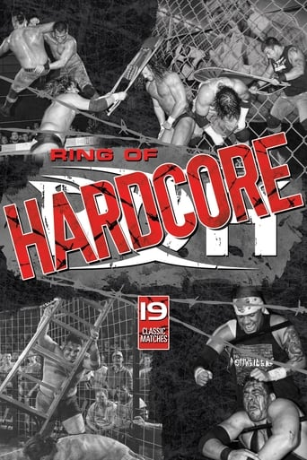Poster of ROH: Ring of Hardcore