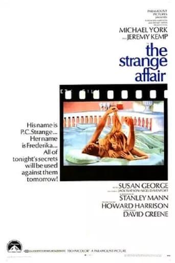 Poster of The Strange Affair