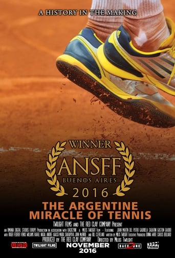 Poster of The Argentine Miracle of Tennis