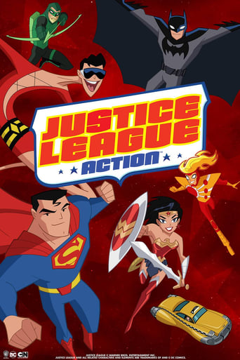 Poster of Justice League Action