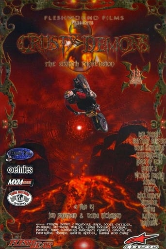 Poster of Crusty Demons: The Eighth Dimension