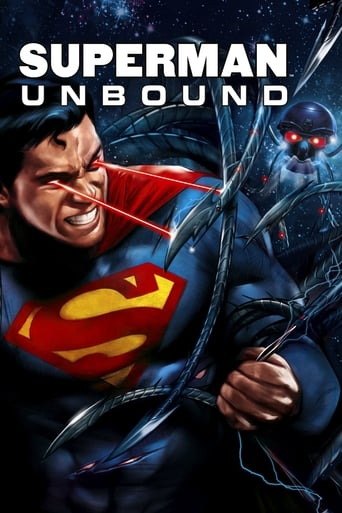 Poster of Superman: Unbound