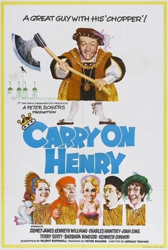 Poster of Carry On Henry