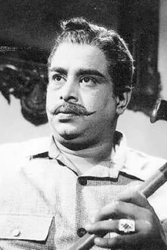 Image of Major Sundarrajan