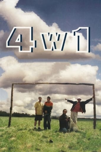 4 w 1
